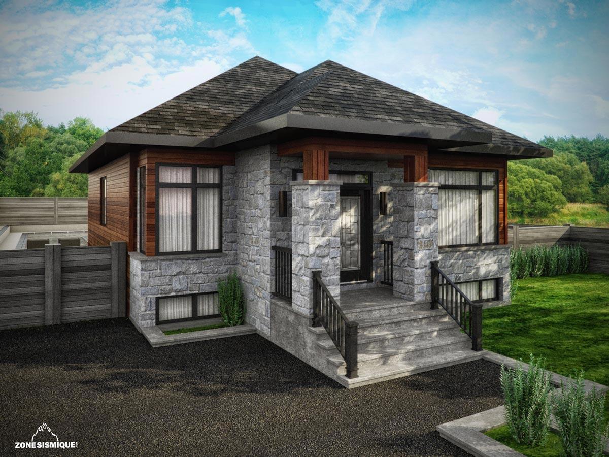 _  Construction De La Salette _ Des Maisons Et Des Gens   Maisons Neuves  Laval, Habitat Veridis, Rive Nord, Mirabel  _ Réalisé Par Zone Sismique